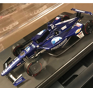 spencer pigot indycar model from the collection of john doonan