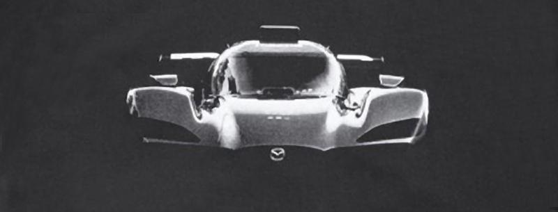 mazda rt24p tee from Mazda Motorsports Apparel