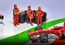 Racing Dioramics figures: So lifelike it's scary