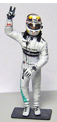 lewis hamilton by racing dioramics