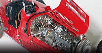 bugatti t59 bugatti models by Alain Bouissou