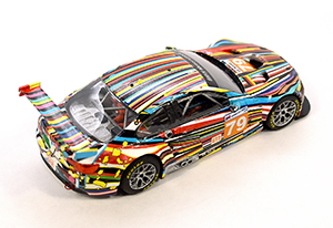 1:43 koons bmw art car