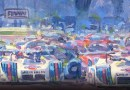 Motorsport art by Rob Ijbema