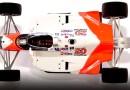 Replicarz Fittipaldi Penske PC18 in 1/43
