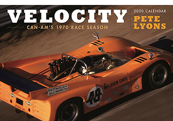 pete lyons can-am 2020 motorsport calendars