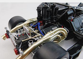 replicarz shadow engine can-am model cars