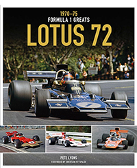 lotus 72 book JPS Lotus collectibles