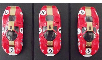 ford P68 kit by Automodelli Studio