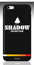 retro gp shadow phone case uop shadow racing collectibles