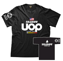 retro gp shadow pryce tee uop shadow racing collectibles