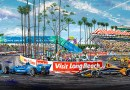 Long Beach 2019 Motorsport art by Randy Owens