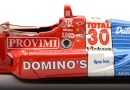 Replicarz 1/43 Domino's Indy winner