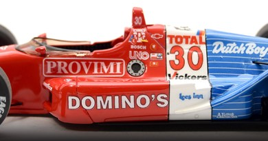 replicarz 1/43 dominos lola indy winner