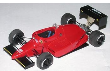 Tron Ferrari 637 Indy museum