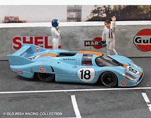 gulf porsche 917 old irish racing collection