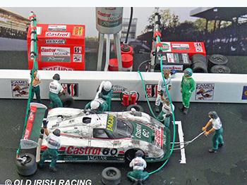 jag daytona old irish racing collection