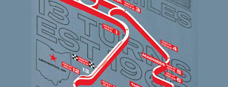 Great U.S. race track tees