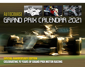 autocourse gp 2021motorsports calendars