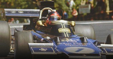 lotus 72 by pete lyons