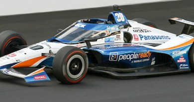 Brickyard Takuma Sato 2020 Indy winner kit