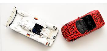 bmw art car models 1/43