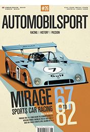 automobilsport and road & track magazines