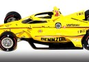 2020 Brickyard Helio Castroneves Pennzoil Dallara