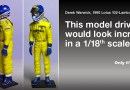 Racing Dioramics - The Drivers