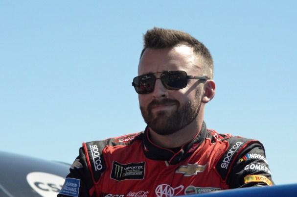 Austin Dillon Las Vegas 2018 pre race