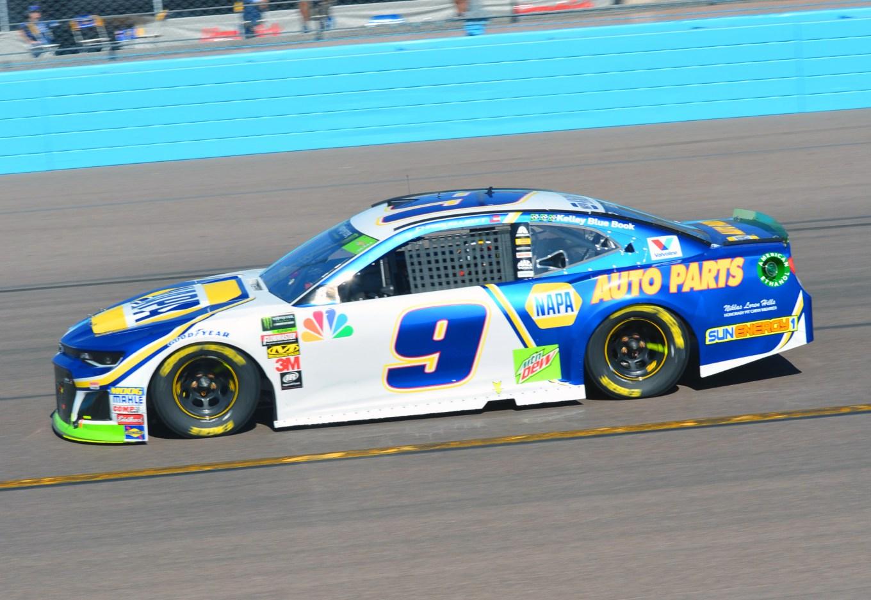 Chase Elliott 9 ISM Raceway