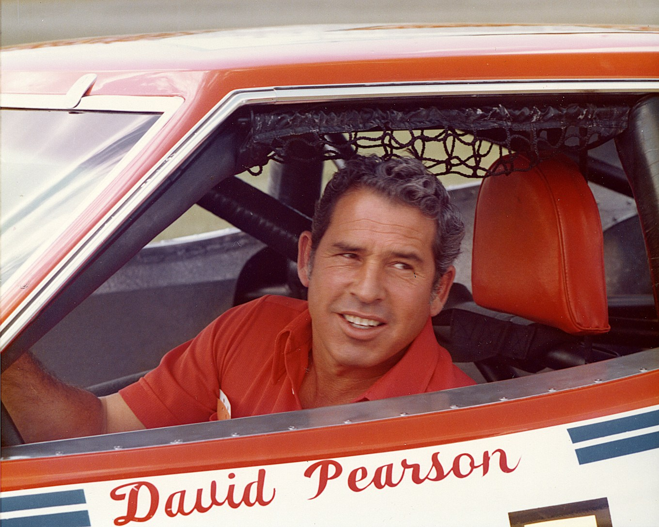 David Pearson - 1979 NASCAR Wood Brothers