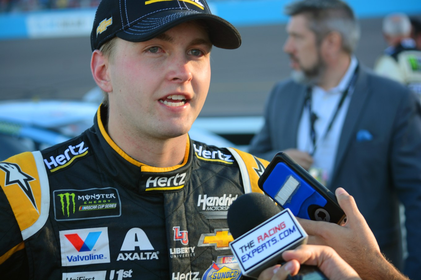 William Byron 24 ISM
