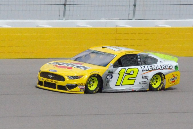 2019 Las Vegas 12 Ryan Blaney