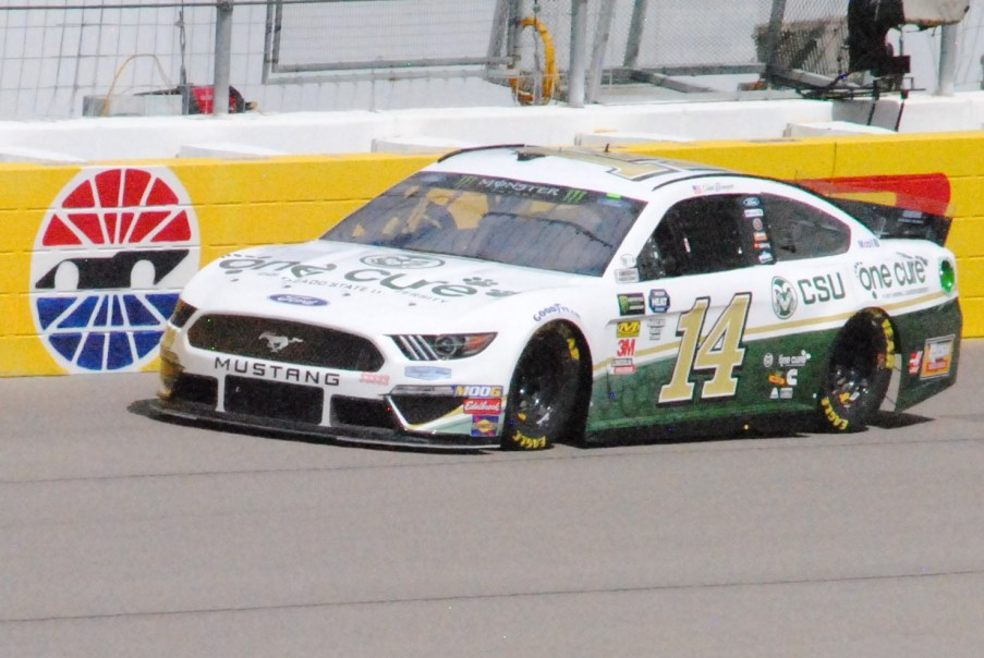2019 Las Vegas 14 Clint Bowyer