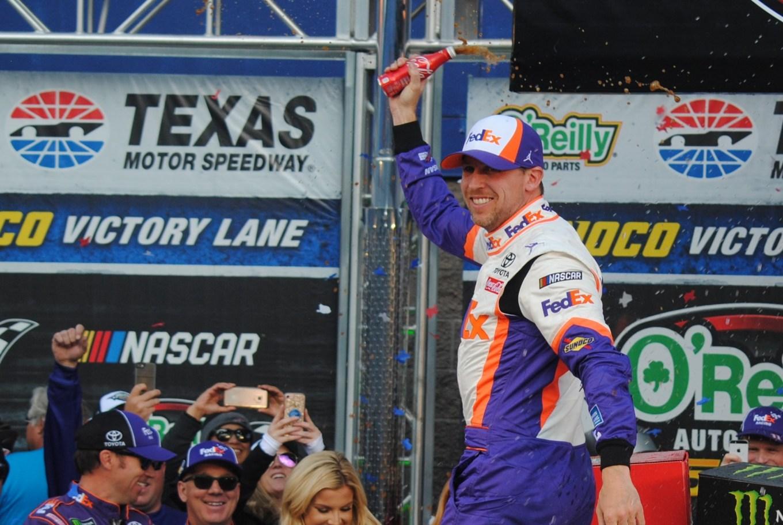 Denny Hamlin Texas Motor Speedway 2019 win