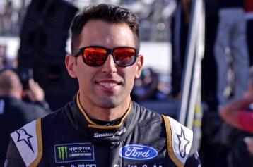 Aric Almirola 2018 Richmond Raceway