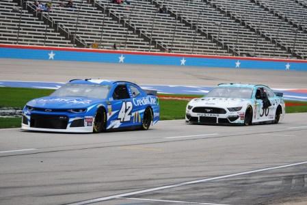 Kyle Larson Matt Tifft 201 Texas I