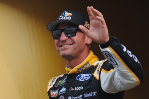 Clint Bowyer intros LVMS II 2019