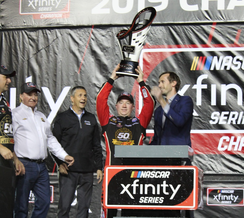 Tyler Reddick championship 2019