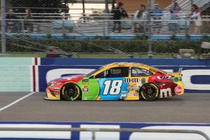 Kyle Busch 18 Homestead Miami 2019