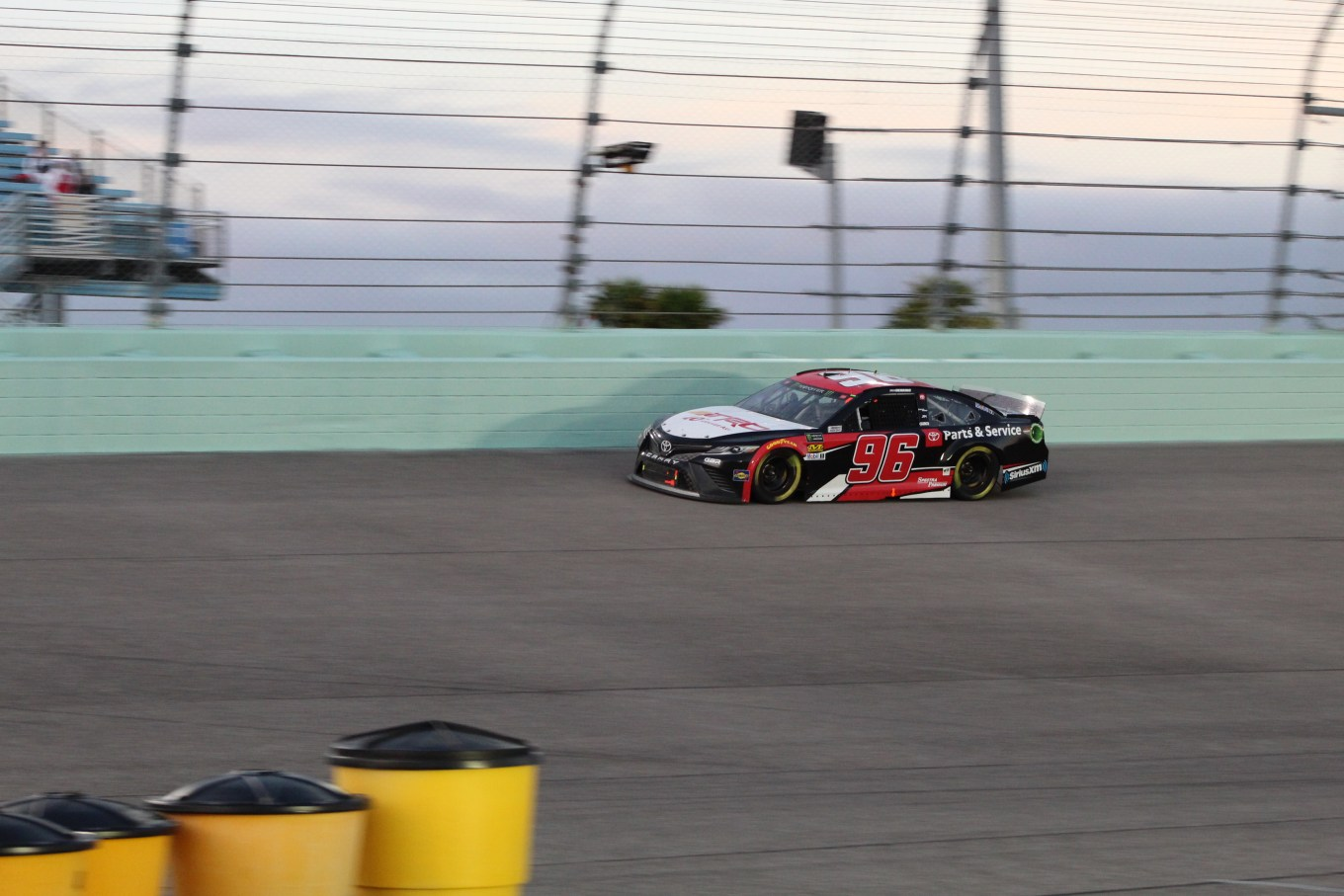 Drew Herring 96 Homestead Miami 2019