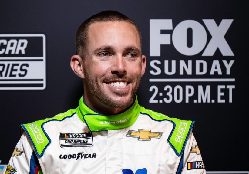 2020 Daytona 500 media Ross Chastain