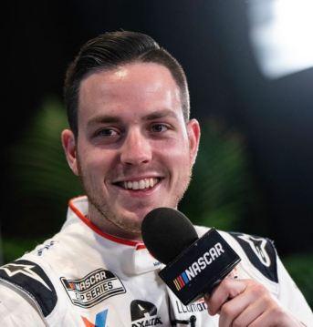 2020 Daytona 500 media day Alex Bowman