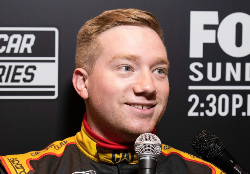 2020 Daytona 500 media day Tyler Reddick