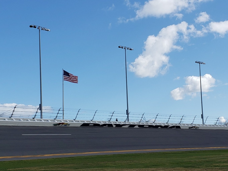 Daytona 2020 stock photo