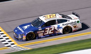 Daytona 500 Q 32 Corey LaJoie