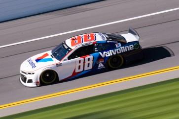 Alex Bowman 2020 Daytona 500 practice