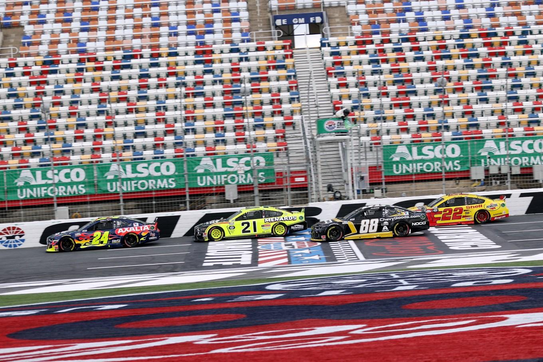NASCAR Cup Series Alsco Uniforms 500