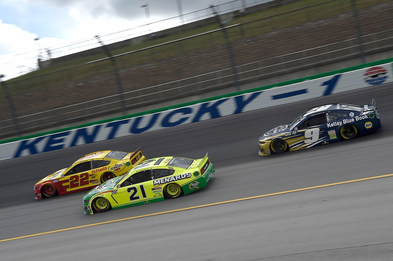 NASCAR Cup Series Quaker State 400 Presented by Walmart