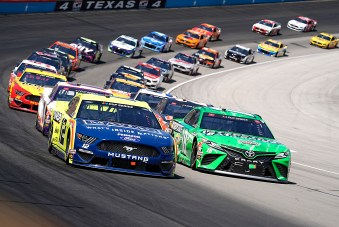 NASCAR Cup Series O'Reilly Auto Parts 500